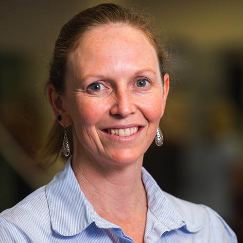 Headshot of Tammie Dare - Physiotherapist at QSMC
