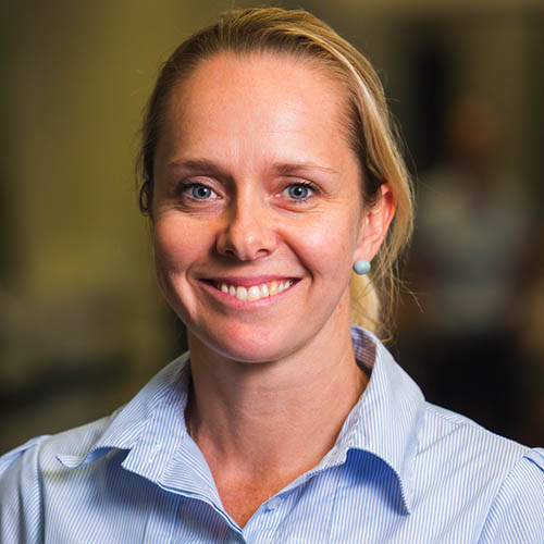 Headshot of Mardi Watson - Physiotherapist at QSMC
