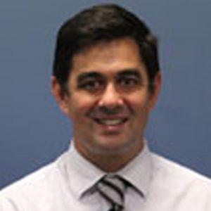 Headshot of Dr Richard Brown - Sports Physician at QSMC